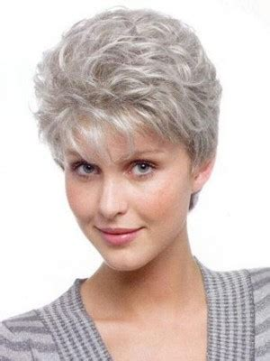 hairstyles for turning 40 with a curly hair images for short haircuts for grey hair google search