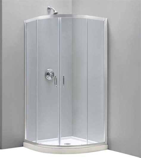 Shower Enclosure Kits by Dreamline Prime Frameless Sliding Shower Enclosure And Slimline 33 Quot Shower