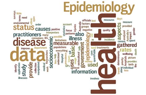 Role Of Epidemiology Hsc Pdhpe
