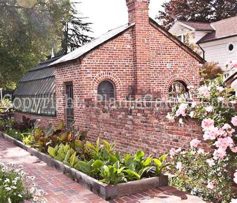 luther burbank house and garden usa gardens parks