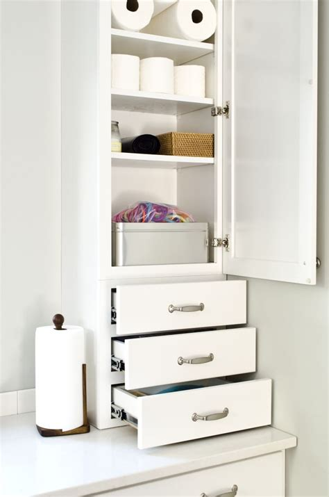 bathroom wall cabinet with drawers 93 best images about other room cabinetry on pinterest