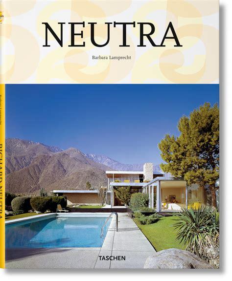 libro neutra taschens basic architecture neutra serie menor arte libros taschen