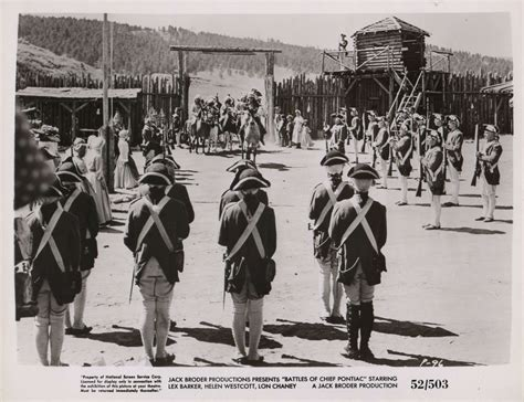 film cowboy vs indian battles of chief pontiac 1952 felix e feist cowboys