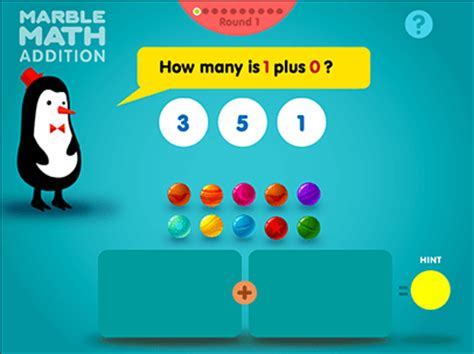 marble lines abc ya marble math learn addition with manipulatives