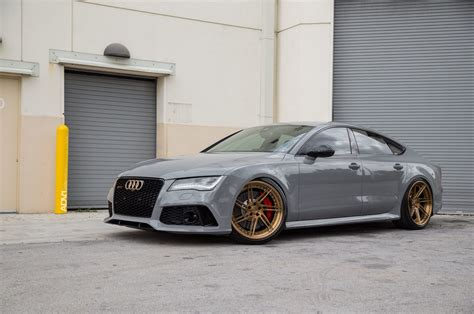 nardo grey nardo gray audi rs7 adv07r track spec cs series wheels