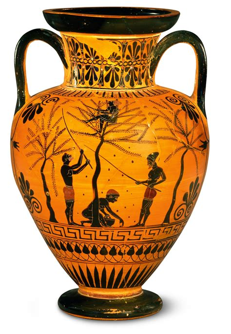Athenian Vase by Vases Design Ideas Athenian Vase Painting Black And