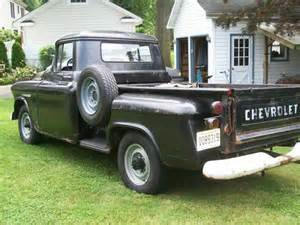 purchase used 1955 second chevy truck chevrolet