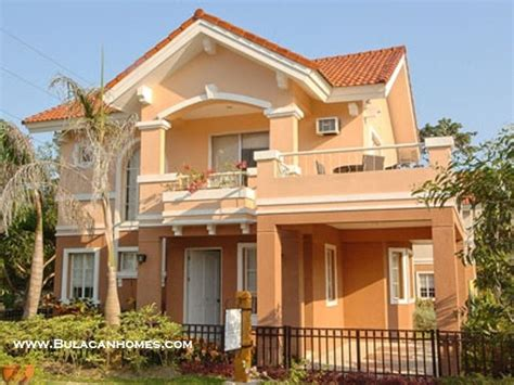 Bungalow Floorplans by Emerald Model House And Lot In Camella Homes Offer Longos
