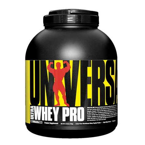 ultra whey pro 5 lbs 2267g prote 237 na universal