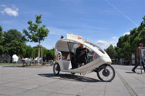 Motorrad Fahren Pkw Führerschein by Velotaxi Fahren In Stuttgart Wir Ernten Was Wir S 228 En
