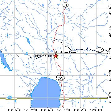 map lakeview oregon lakeview oregon or population data races housing