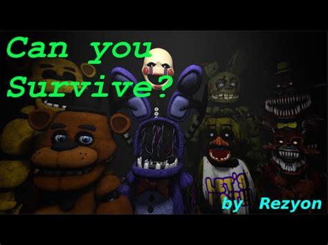 Tell Me Something You Pay To Find For You Sfm Fnaf Can You Survive By Rezyon Preview By Domme 23
