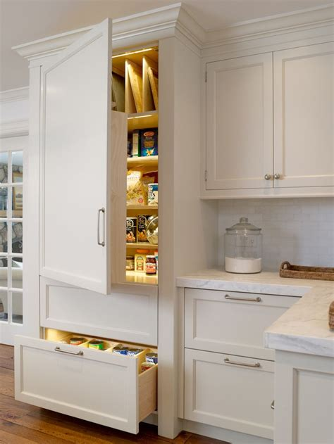 Built In Kitchen Cabinets by Pantry Cabs Lindy Weaver Design Associates