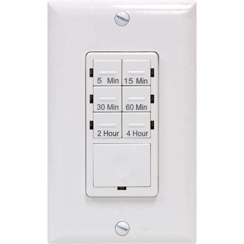 bathroom fan timer switch home depot ge in wall digital countdown timer 15318 the home depot