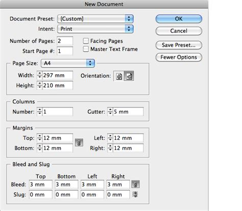 trifold template indesign tip creating a tri fold template in indesign cs5