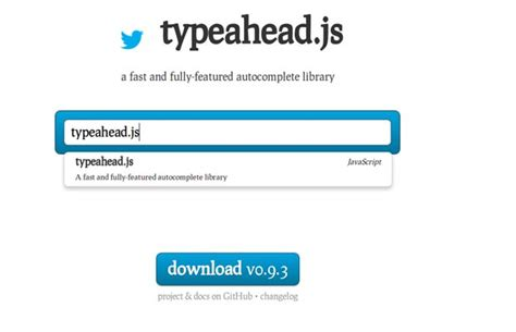 tutorial typeahead bootstrap 50 must have plugins for extending twitter bootstrap idevie