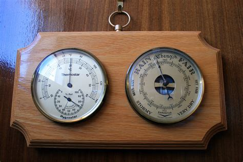 barometer  wall  stock photo public domain pictures