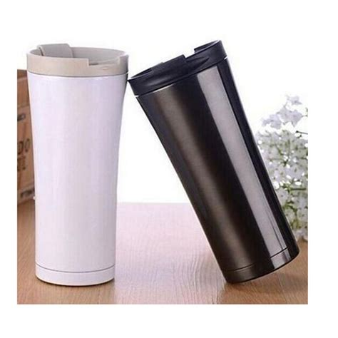 Termos Tumbler Starbucks 500 Ml Stainless Steel Botol Minum 02 sale wall stainless steel coffee thermos cups mugs thermal bottle 500 ml thermocup