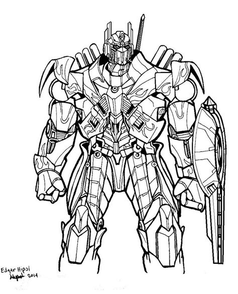 transformers coloring pages optimus prime coloring home