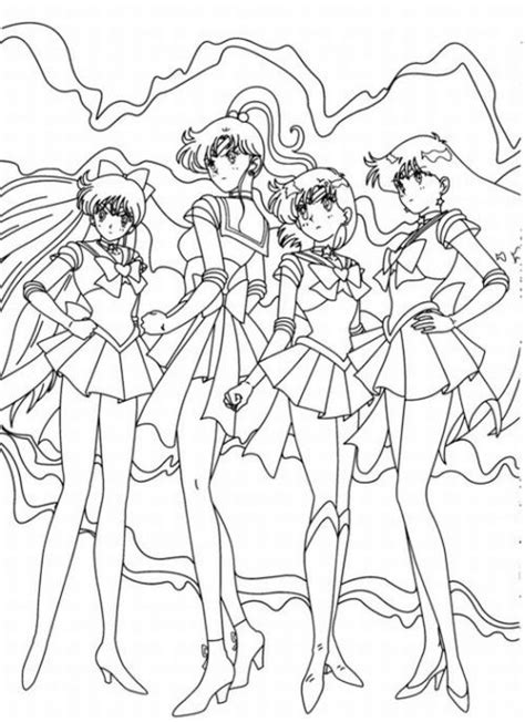 sailor moon coloring book coloring book for and adults 60 illustrations best coloring books volume 31 books free coloring pages sailor moon free coloring pages