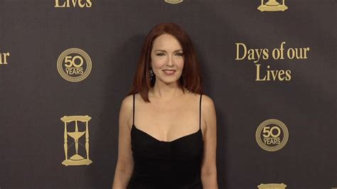 youtube days of our lives amy yasbeck red carpet style at days of our lives 50