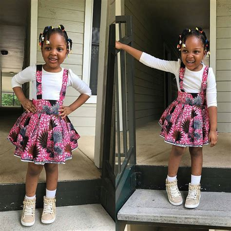 nigeria baby hairstyle for birthday ankara styles your baby girl will love information