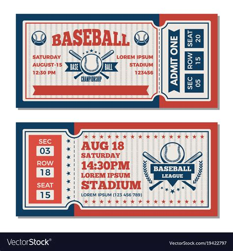 place card sport ticket template best baseball ticket template photos gt gt baseball ticket
