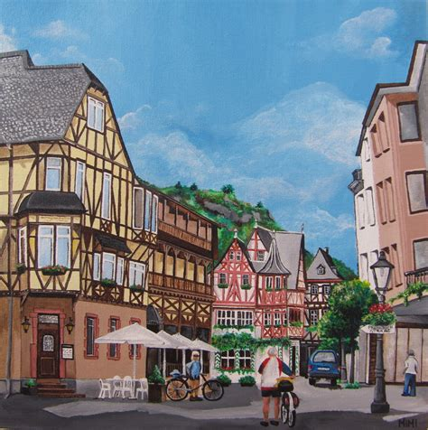 german village german village by mprotsman on deviantart