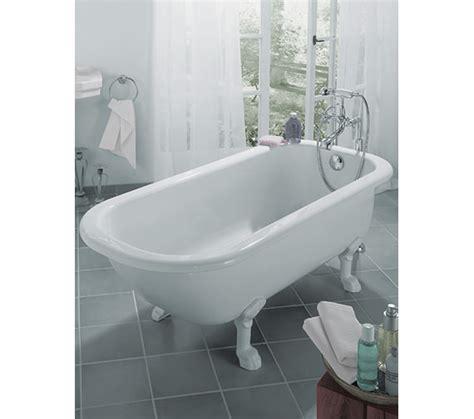 bette roma bette roma freestanding steel bath 1700 x 750mm