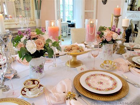 brunch table setting 5 stunning themes for your mother s day brunch huffpost