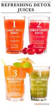 refreshing detox juices ayurveda