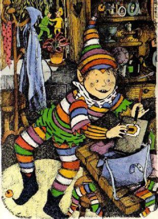 libro un duende a rayas literatura infantil y juvenil un duende a rayas