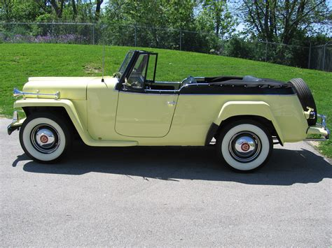 willys jeepster 1950 willys jeepster