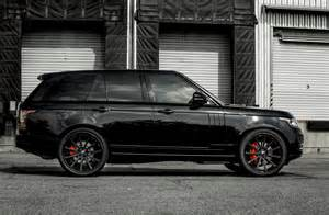 range rover all black everything motors