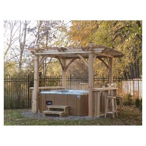 spa pergola ideas 17 best images about spa pergola ideas on studios home remodeling and outdoor living
