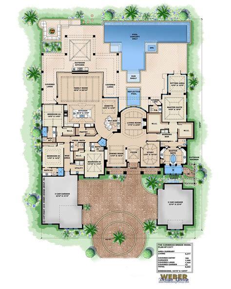 amazing caribbean house plans 6 caribbean house plans amazingplans com house plan f1 5377 caribbean breeze