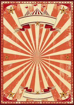 vaudeville poster template vintage circus poster rock and roll vintage