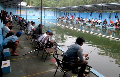 ekami fishing pendatang   makin dikenal penggila