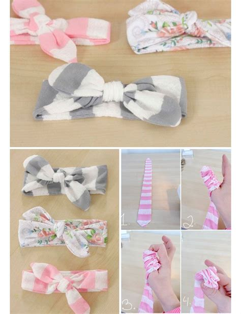 Baby Headbands Baby Shower by 25 Best Ideas About Diy Baby Headbands On