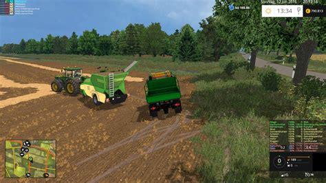 Ls For by Krone Premos 5000 Beta For Ls 15 Farming Simulator 2015