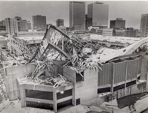 design center hartford almost a tragedy the collapse of the hartford civic
