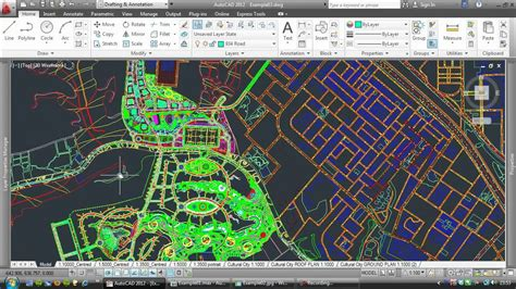 garden design using google maps create a landscape from map data in 3ds max 1 of 12