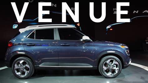New York Auto Show 2020 Hyundai by 2019 New York Auto Show 2020 Hyundai Venue Consumer