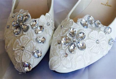 lace wedding flats bridal shoes wedding shoes shoes