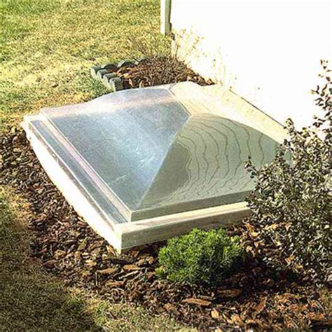 egress window well covers scapewel window well cover basement ideas for safety