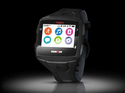 Ironman Xiaomi Mi4 timex launches ironman one gps smartwatch with stand