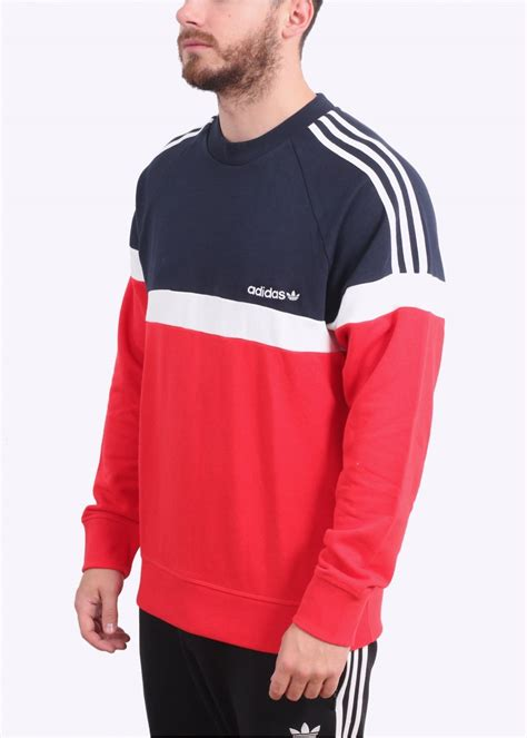 Pusat Sweater Adidas Reds adidas originals apparel itasca crew sweater adidas originals apparel from triads uk