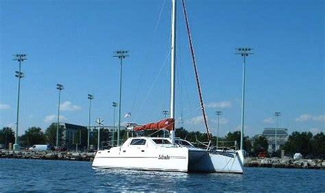 catamaran a vendre lac chlain bateaux 224 vendre boats for sale