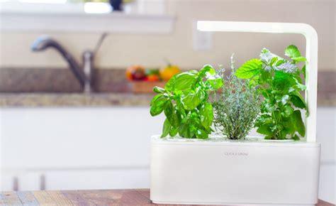 Kitchen Bench Herb Garden Smart Herb Garden Kitchen Table L Id Lights