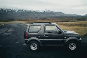 Suzuki 4x4 Rent A Suzuki Jimny 4x4 Automatic In Iceland